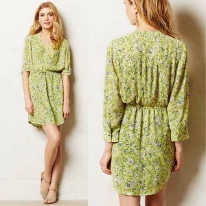 Anthropology Maeve Galen Ray of Sunshine Dress